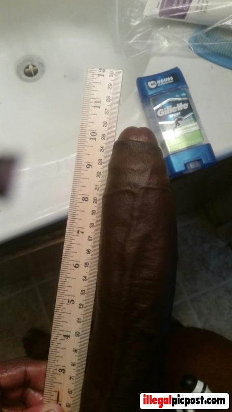 Grote negerlul van 25 centimeter